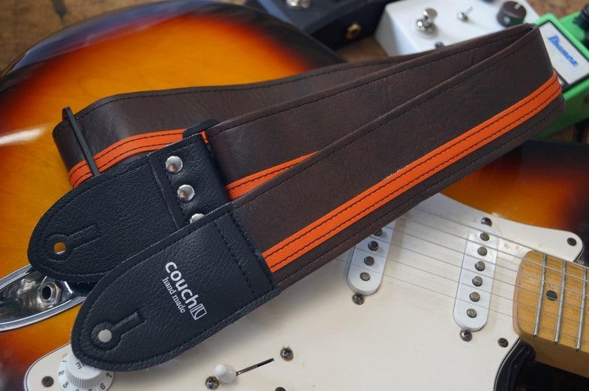 vinyl guitar straps