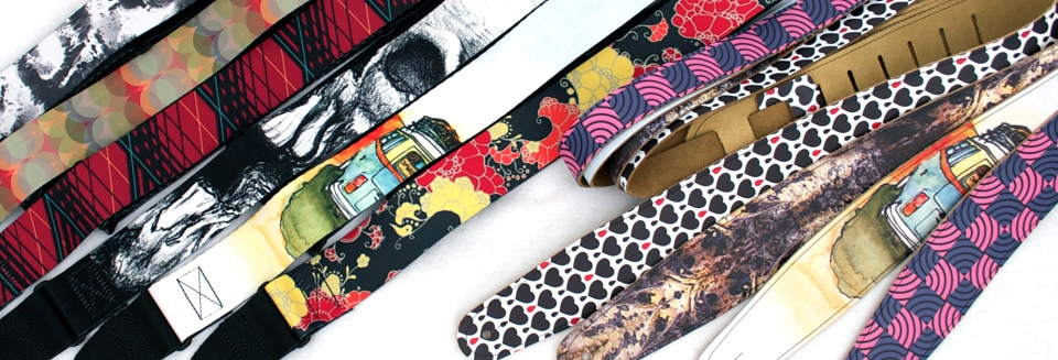 the best guitar straps