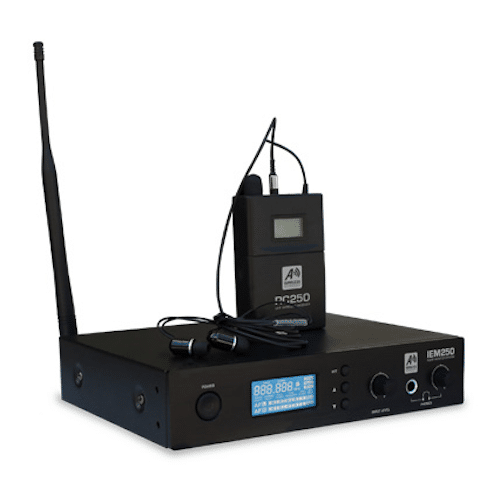 JTS-IES1 Wireless In-Ear Monitoring System
