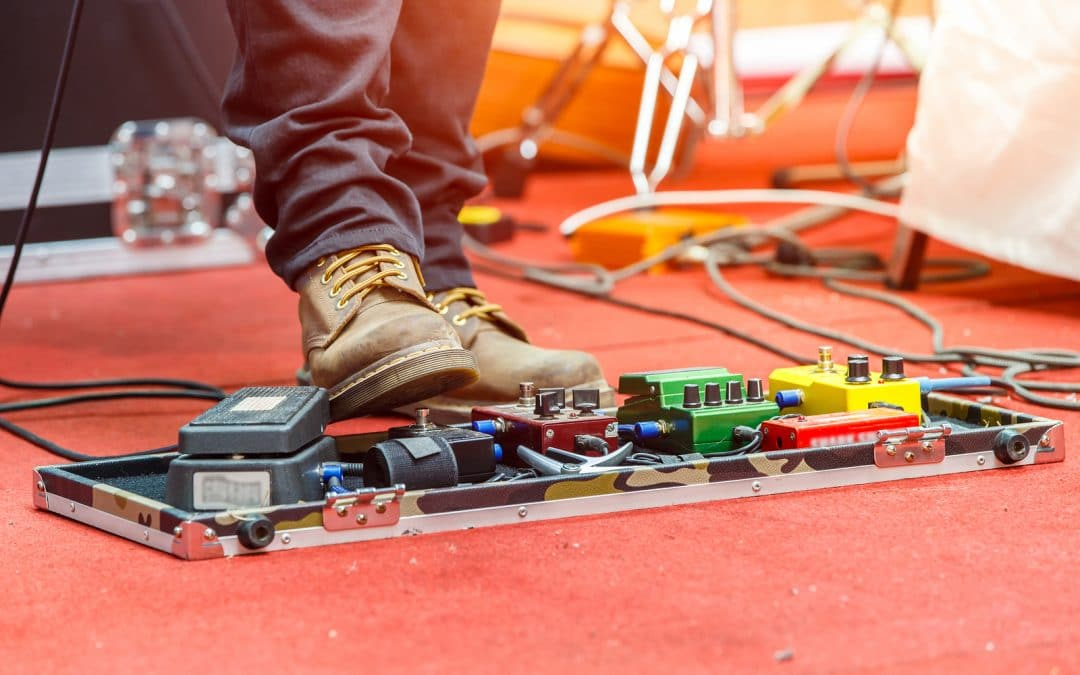 The Role of a Foot Pedal (and the Different Types)