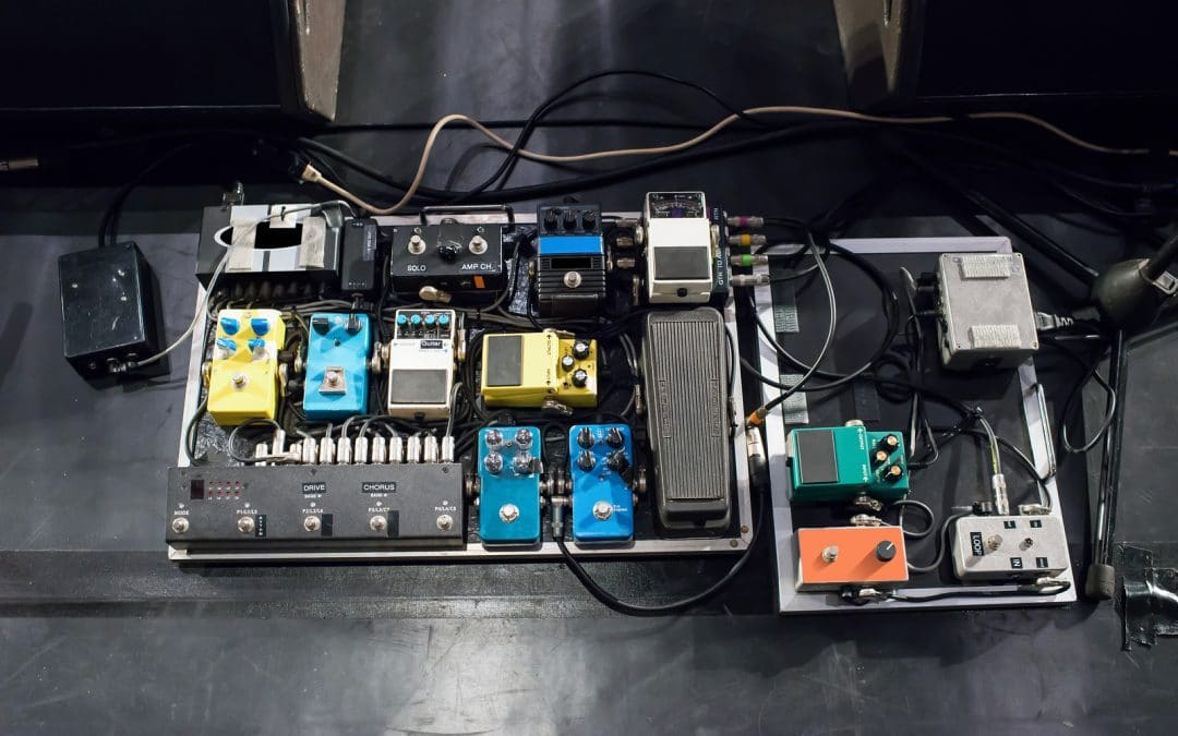 Distortion Pedals: The Good and the Fuzzy