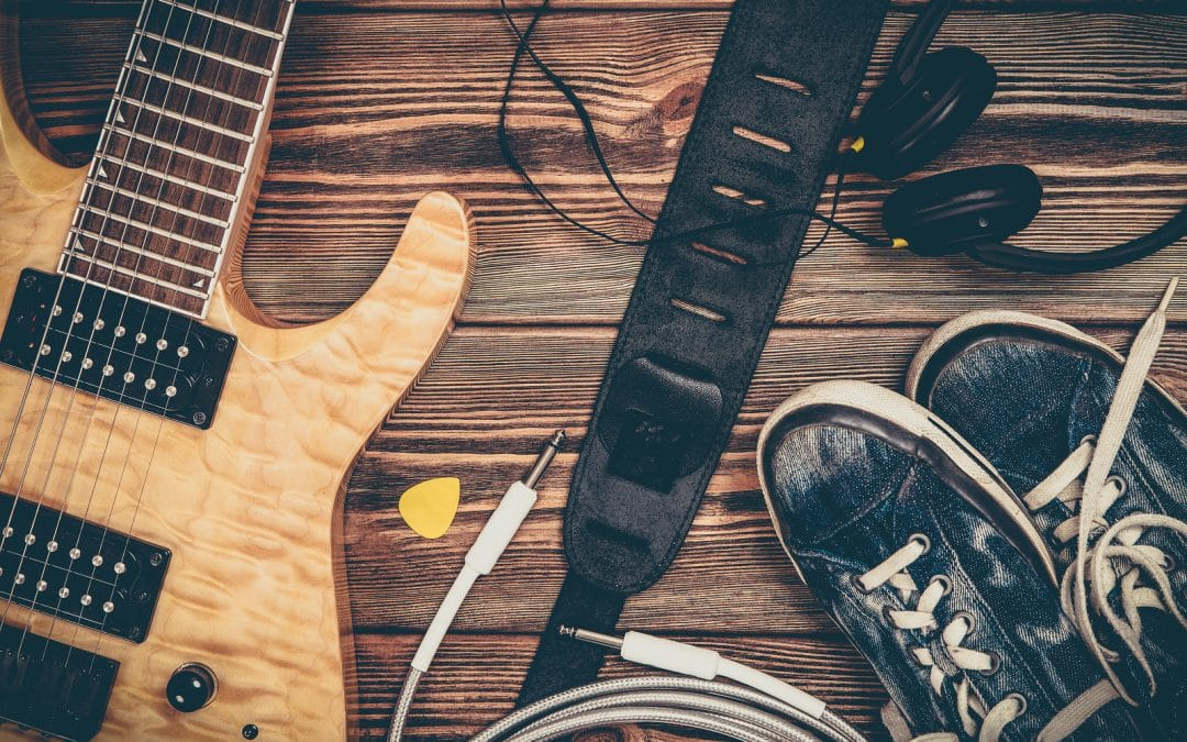 Guitar Straps: A Must-Have for the Gigging Musician