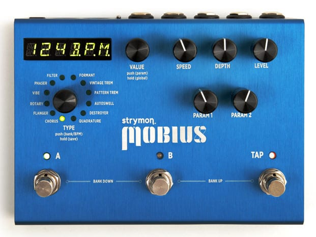 modulation pedal