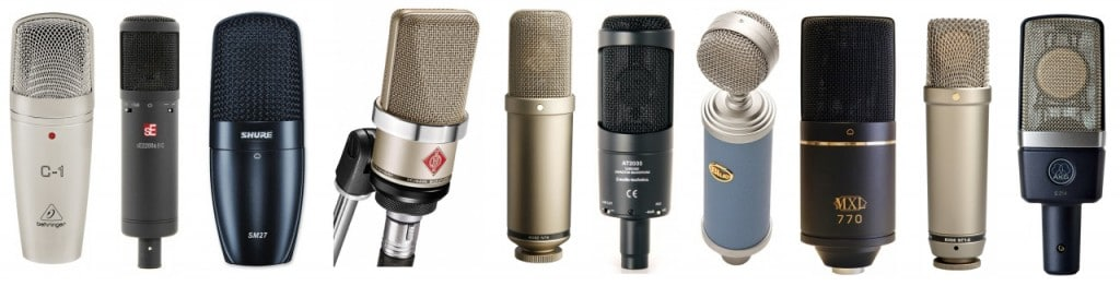 the best microphones out there