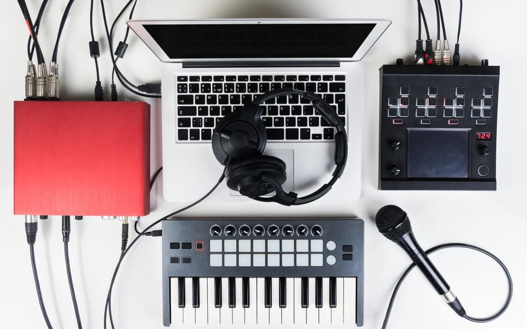 The Ultimate Home Recording Studio Checklist