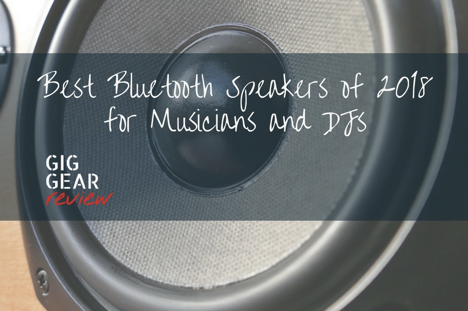 Best Bluetooth Speakers for Musicians and DJs