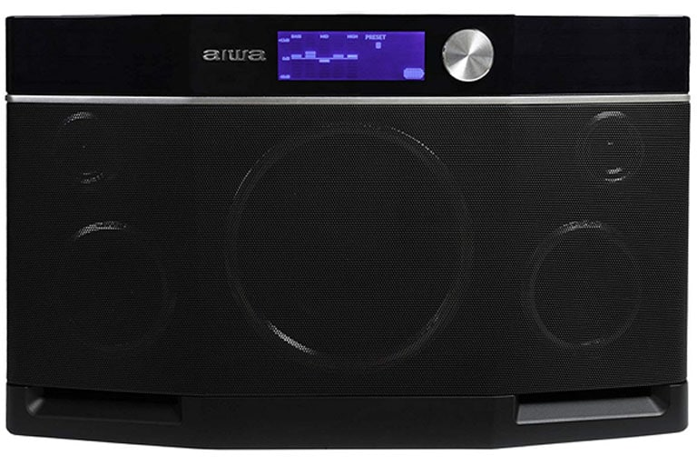 bluetooth speaker product image: Aiwa Exos-9