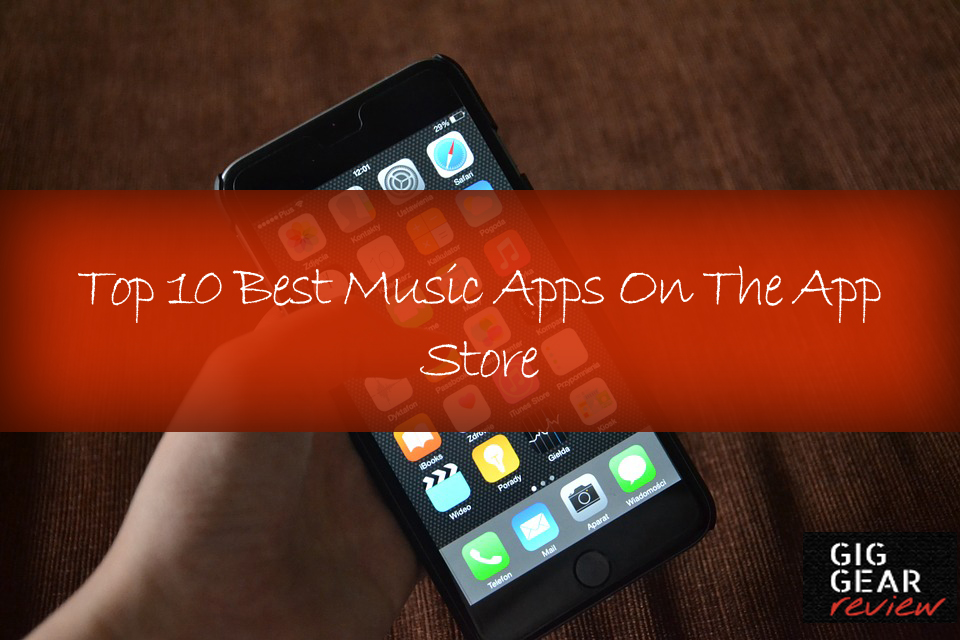 Top 10 Best Music Apps On App Store – Reviews And Comparison