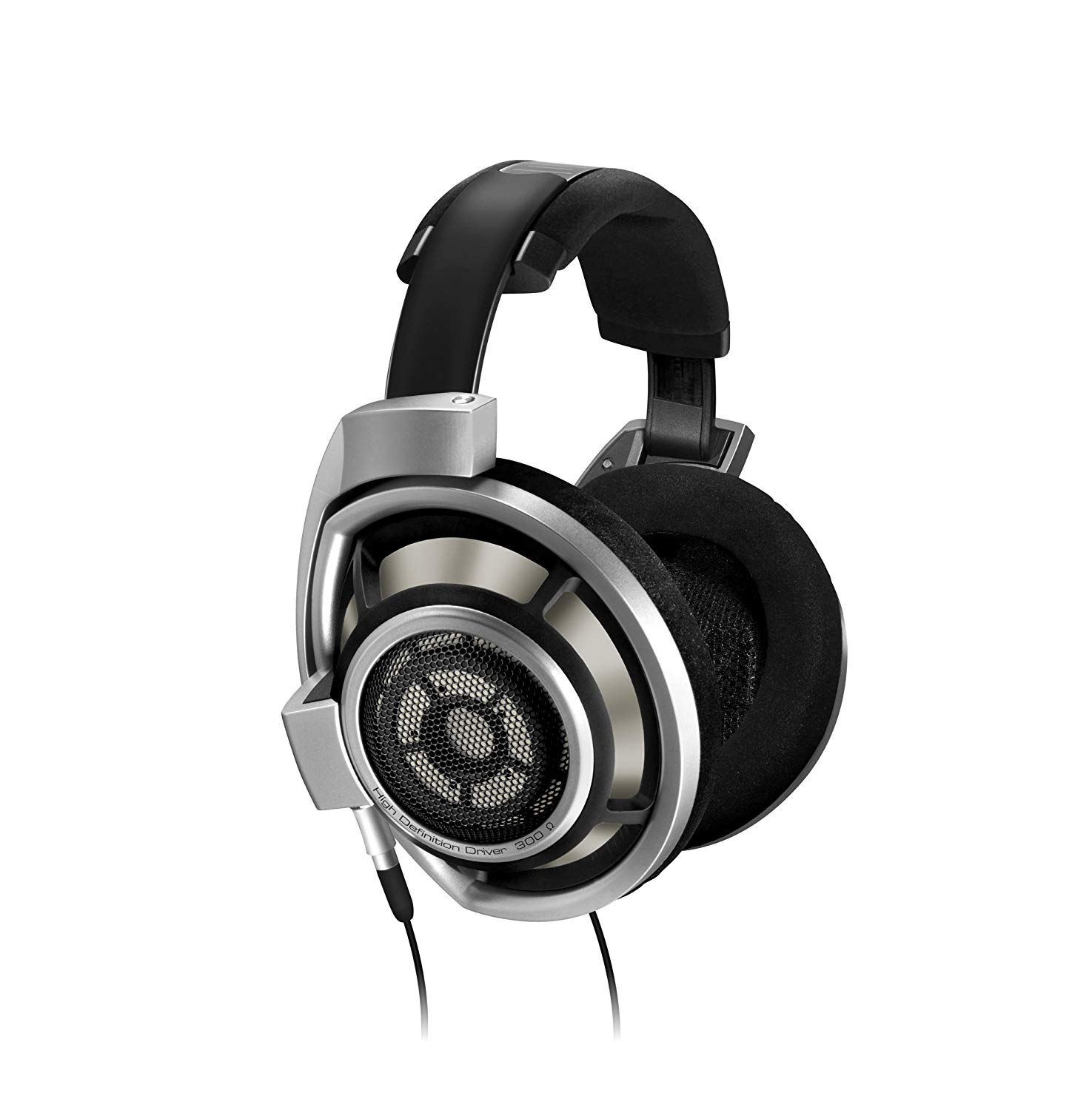 Sennheiser HD 800 On a white surface