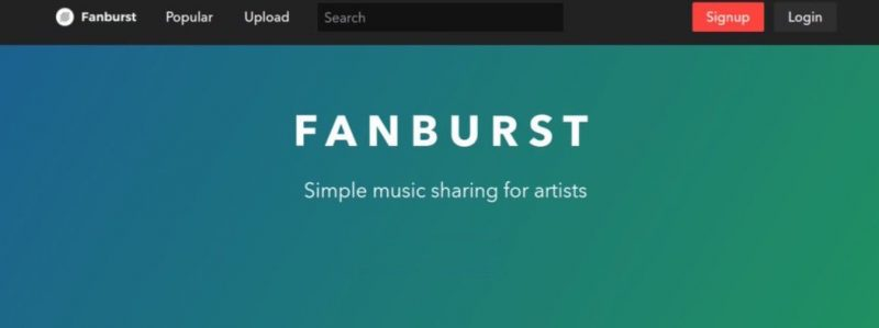 Fanburst: A New Platform That Every Aspiring Musician Should Check Out