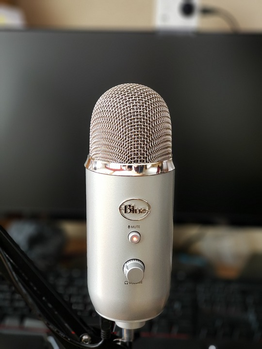 usb type microphone